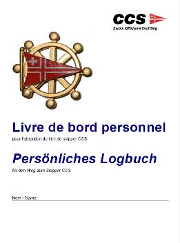 Persönliches Logbuch CCS